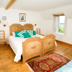 The Scandinavian Suite at Craigadam